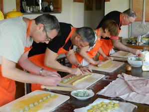 8 Day All Inclusive Gourmet Cooking & Culture Holiday in Tuscany, Province of Arezzo