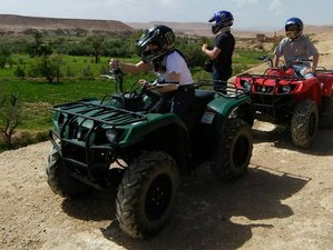 11 Day Merzouga, Mountains, and Kasbah Quad Bike Guided Tour in Morocco