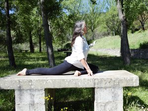 5 días de reiki, coaching y yoga en Málaga, España