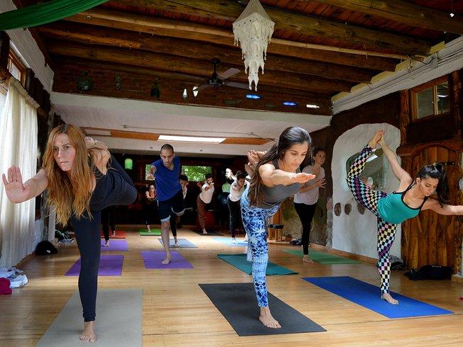7 Days Organic Food Yoga Retreat in Argentina