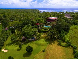 7 Days of Dreaming Yoga Retreat with Scuba Diving and Golf in Siargao, Philippines