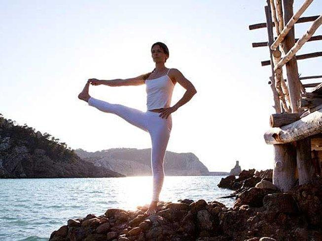 22 Days Beginner Yoga Holiday in Ibiza, Spain