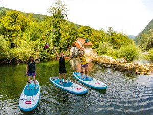 4 Day SUP, Hike, and Track Brown Bears in the Back of Beyond in Ljubljana