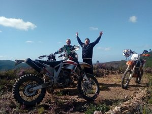6 Days Trail Riding or Enduro Guided Experience in the Western Algarve, Portugal