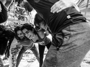 22 Tage Yoga und Bewegungslehrer Ausbildung in einer Permakultur Farm in Veracruz