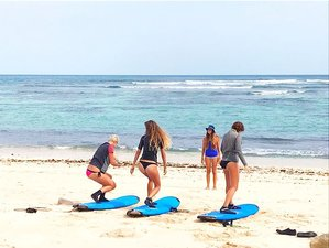 8 Days Invigorating Surf Camp in Ungasan, Bali