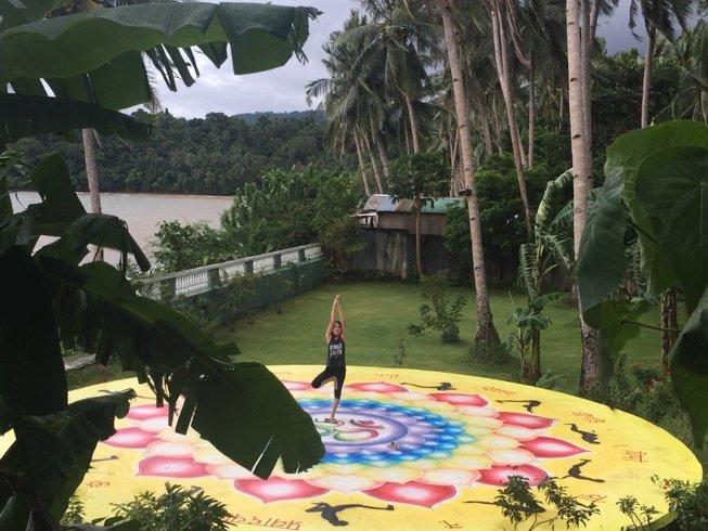 Stage de yoga à Puerto Galera, Philippines