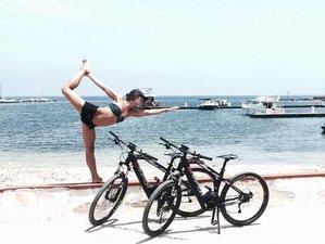 4 Tage Radfahren und Yoga Urlaub auf Sizilien, Provinz Ragusa