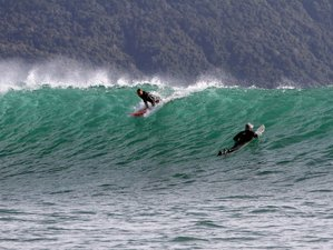 2 Days Adventurous Surf Camp in South Island, New Zealand