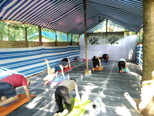 11 Tage Ayurveda und Yoga Retreat in Goa, Indien