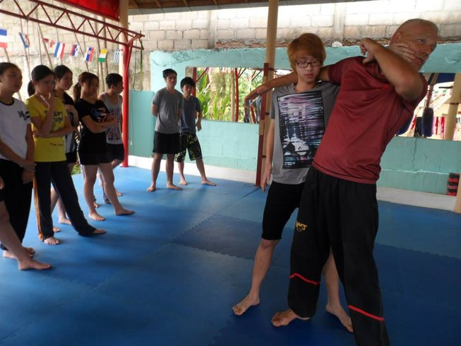 1 Week Martial Arts Camp in Hua Hin, Thailand