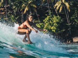 8 Day Relaxing Surf and Yoga Holiday in Ahangama, Southern Province