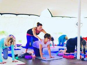 8 Days Wellbeing, Pilates, and Yoga Retreat Santorini, Greece