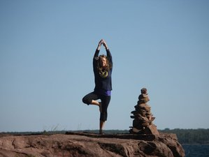 4-Daagse Kajak en Yoga Retreat in Wisconsin, Verenigde Staten