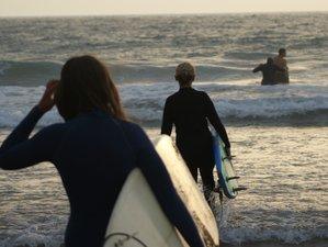 3 Day Budget Coaching Surf Camp in Sidi Kaouki, Essaouira