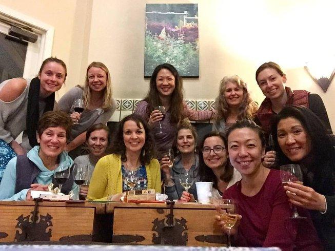 "3 Days ""Wine Country"" Yoga and Meditation Retreat California, USA"
