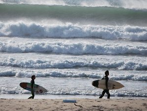 4 Days Matosinhos Surf Camp in Portugal