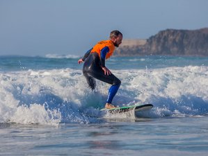 8 Days Personalized Fuerteventura Surf Camp in Spain