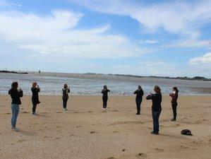 7 jours en vacances de yoga, ressourcement et relaxation à Ambon, Bretagne du sud