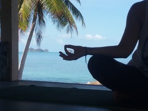 6 Day 50 Hours Yin Yoga Teacher Training in Koh Samui