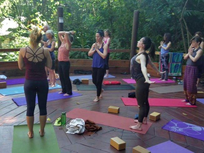 8 jours de bonheur en stage de yoga au Mexique