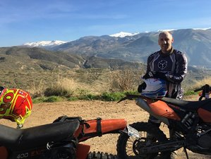 8 Day Guided Magical Off-Road / Enduro Motorcycle Tour in Granada, Spain
