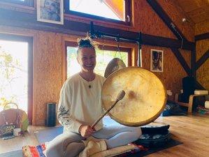 3 jours en week-end de yoga chamanique à Mortagne, Vosges