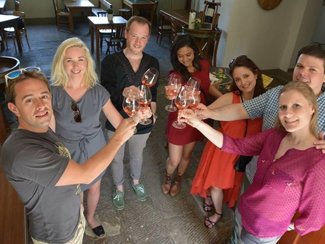 8 Days Grand Tuscany Wine Tour