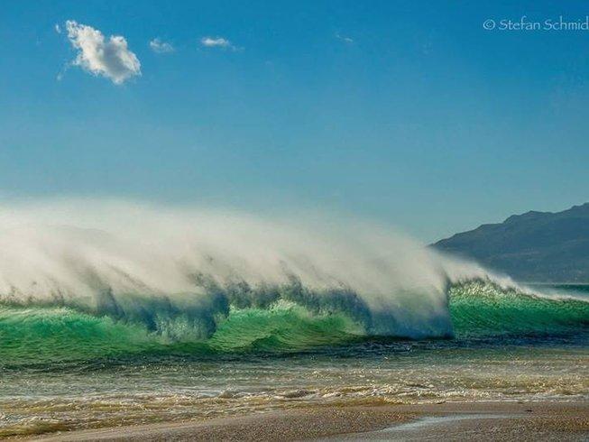 4 Days Breathtaking Windsurf Camp Spain