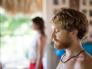 12 Days Silent Meditation and Yoga Retreat in Mexico