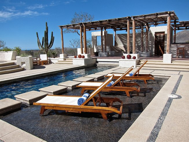 8 Days Desert Radiance Yoga Retreat in Mexico