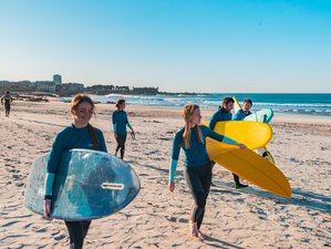 5 Day Exhilarating Surf Camp Experience and Discover the Best Surf Spots in Porto