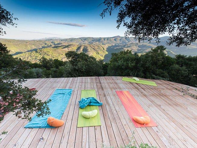 8 Tage Intensiv Meditationslehrer Ausbildung und Yoga in Griechenland