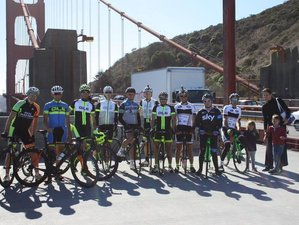 10 Day the Best of California Cycling Holiday on The Pacific coastline