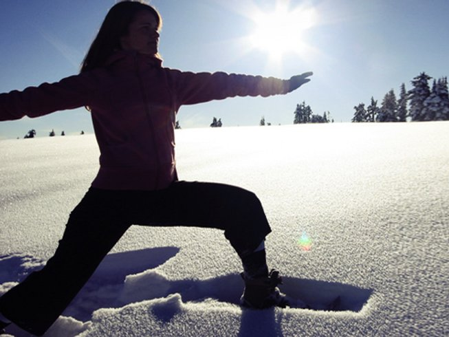 3 Days All Women's Nordic Yoga & Ski Retreat in Canada