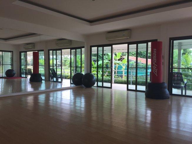 4 Weeks Multi-Martial Arts and Women's Self-Defense Retreat in Koh Samui, Thailand
