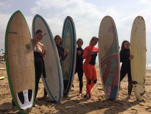 8 Days Surf in a Vegan Surf Camp in Tamraght, Morocco