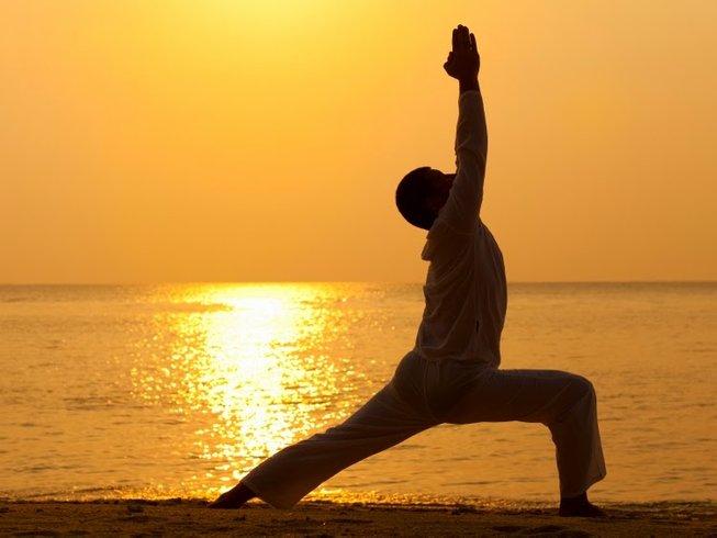 8 días retiro de yoga detoxificante en España