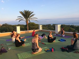 3 Days Stress Busting Yoga Weekend in Spain