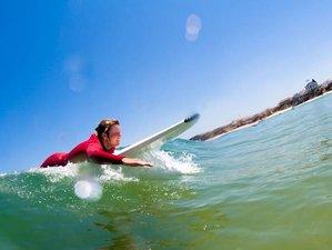 8 Days Surf Portugal