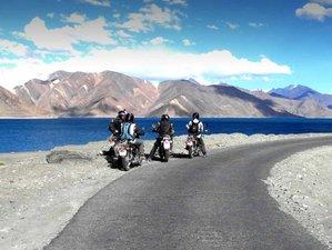 14 Days Sikkim Darjeeling Tea Gardens Motorcycle Tour in India