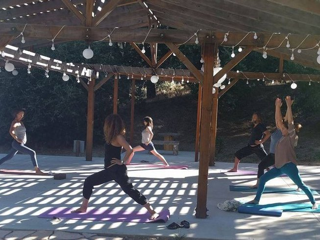 4 days vegan cuisine meditation and yoga retreat for Yoga retreat san diego