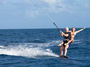5 Days Beginner Kitesurfing Surf Camp Spain