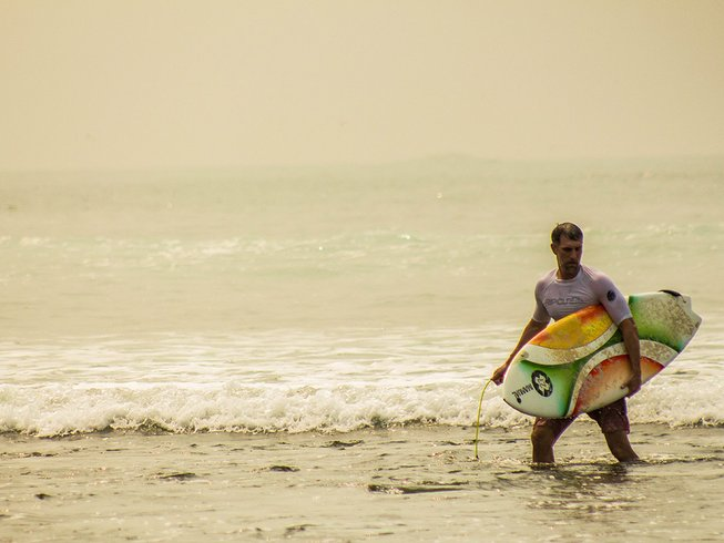 6 Days Surf Camp and Yoga Retreat in El Salvador