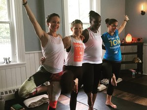 5 Days Adult Camp and Yoga Holiday in Ontario, Canada