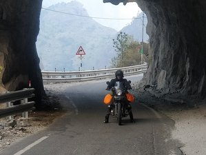 6 Day Guided Chakrata Motorcycle Tour with Tiger Falls Trek