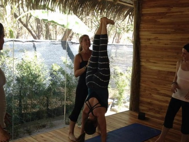 8 Days Transformational Yoga Retreat in Costa Rica