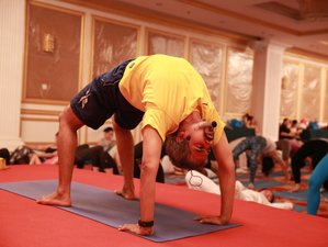 28-Daagse 250-urige Ashtanga Yoga Docententraining in India