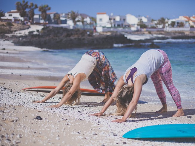 8 Days Relax and Flow Yoga Holiday in Spain