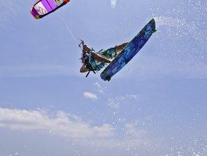 8 Day Beginner's Kitesurfing Camp in Corralejo, Fuerteventura